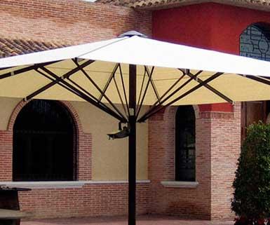 Parasoles toldos txorierri for Toldos y parasoles